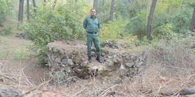 Δάσος Πάφου: Τα άγνωστα καμίνια για την «πίσσα»
