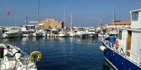 Λιμανάκι Πάφου: Xαμένο και το 2018 για το ναυτικό τουρισμό