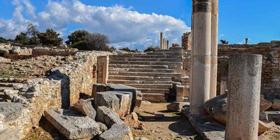 Πάφος: Η αρχαία Αγορά της πόλης έρχεται στο φως