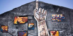 Πάφος: Η καταστροφή των γκράφιτι είναι η κορυφή του παγόβουνου